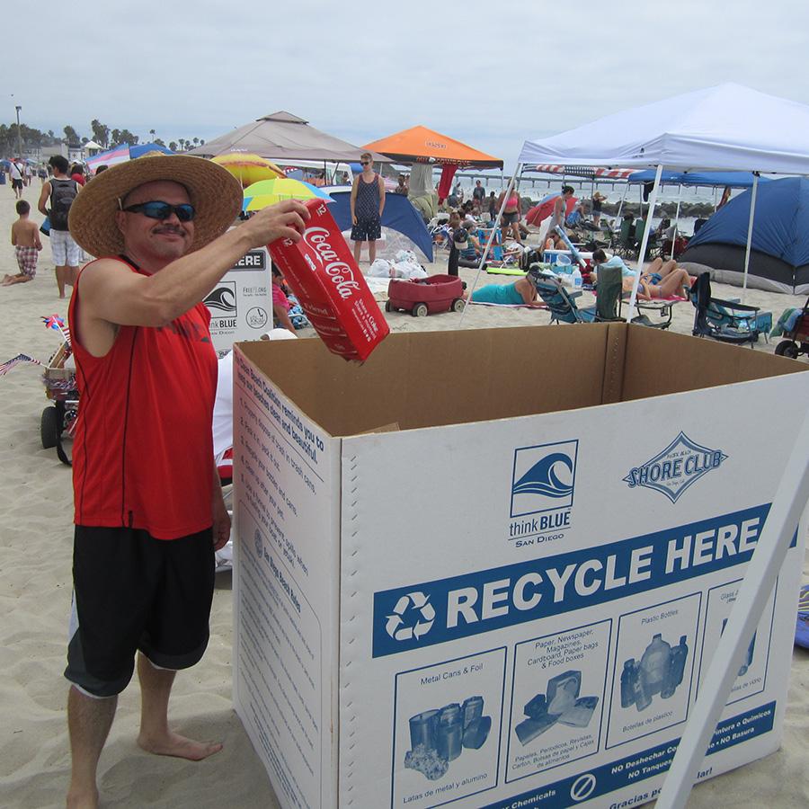 Clean Beach Coalition - Summer 2021