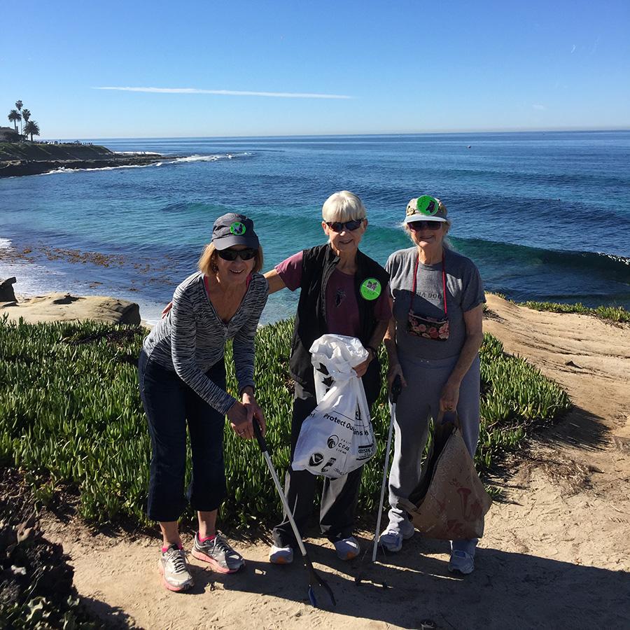 Adopt-A-Beach or Canyon