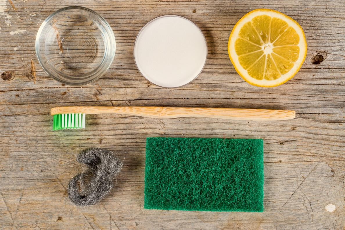 Green Cleaning Routines