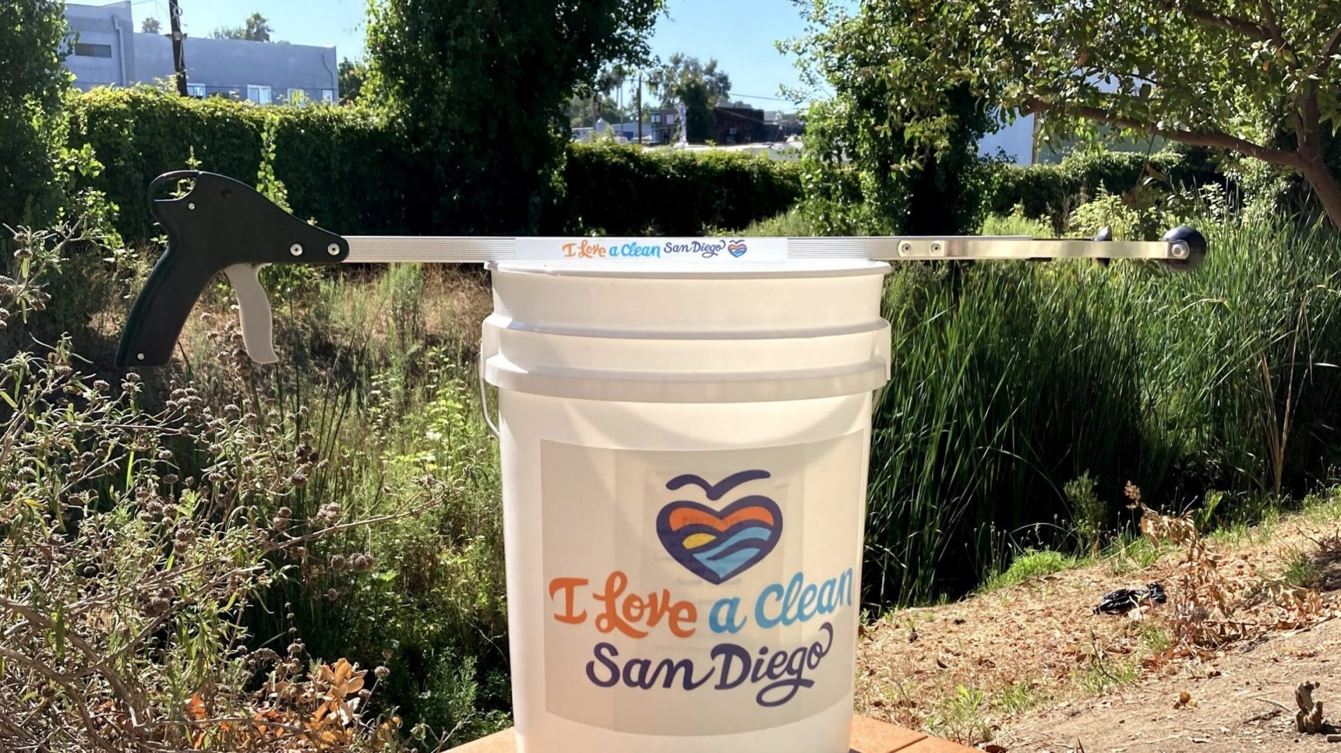 Drop in the Bucket Cleanup Kit
