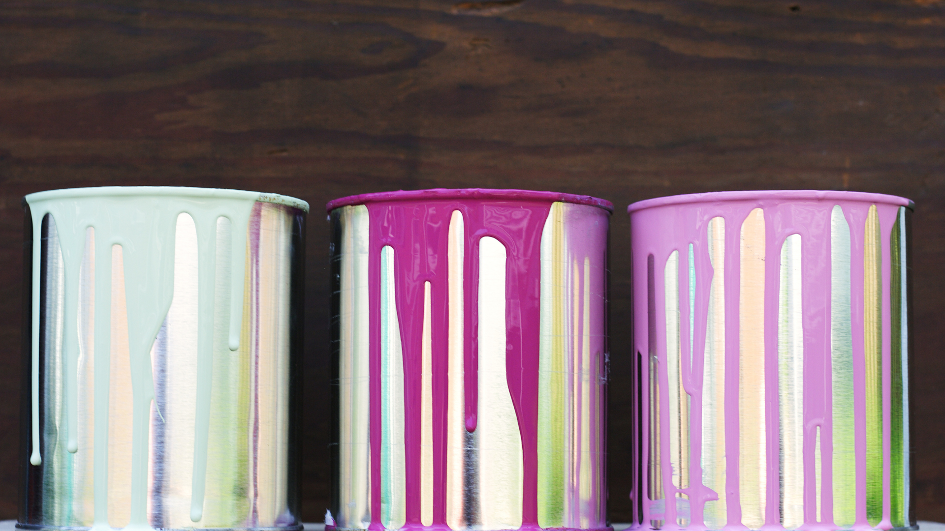 Recycling Paint