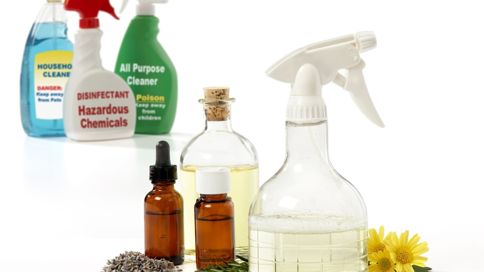 Household Cleaners Resource