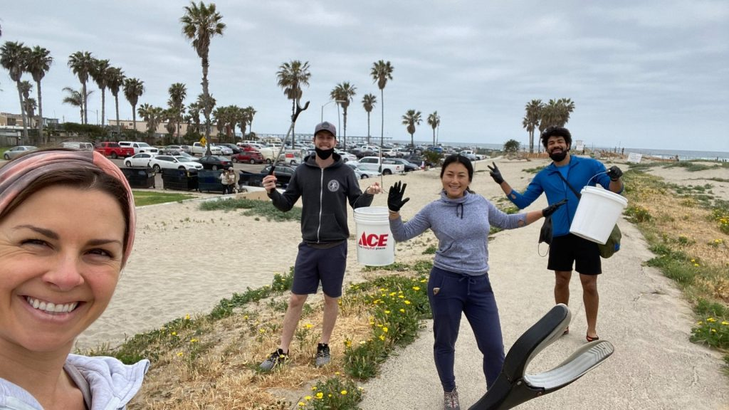 Coastal Cleanup Day