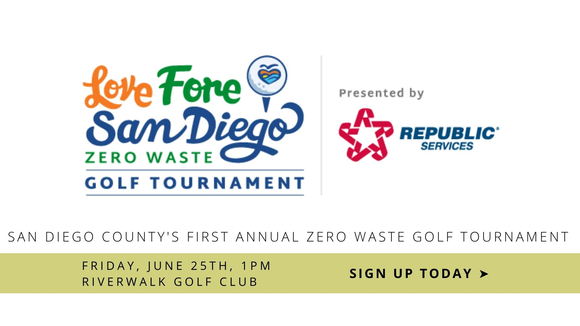 Love Fore San Diego