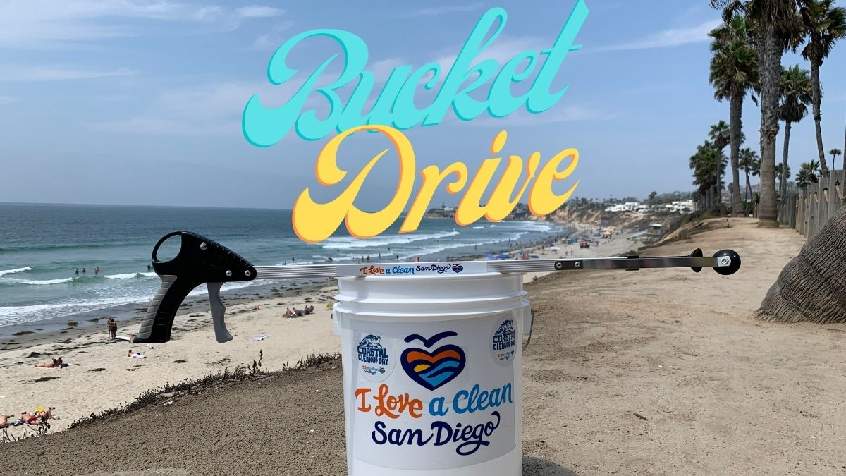 Bucket Drive Cleanup Kit Pickup